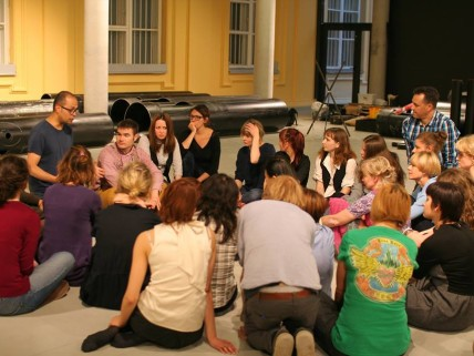 Creative workshops in State Ethnographic Museum