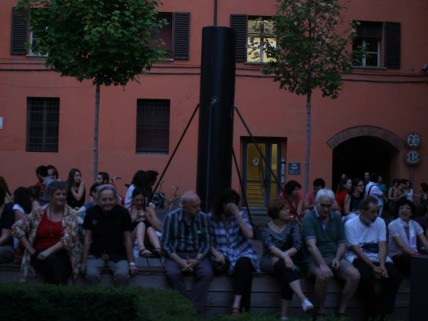 """The City Ghettos of Today"", Bologna, June 24th -  July 6th, 2014"