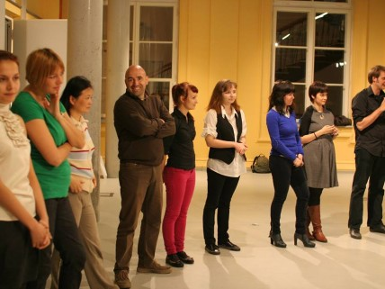 Creative workshops in State Ethnographic Museum in Warsaw, May 2014